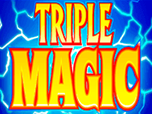 Онлайн слот Triple Magic